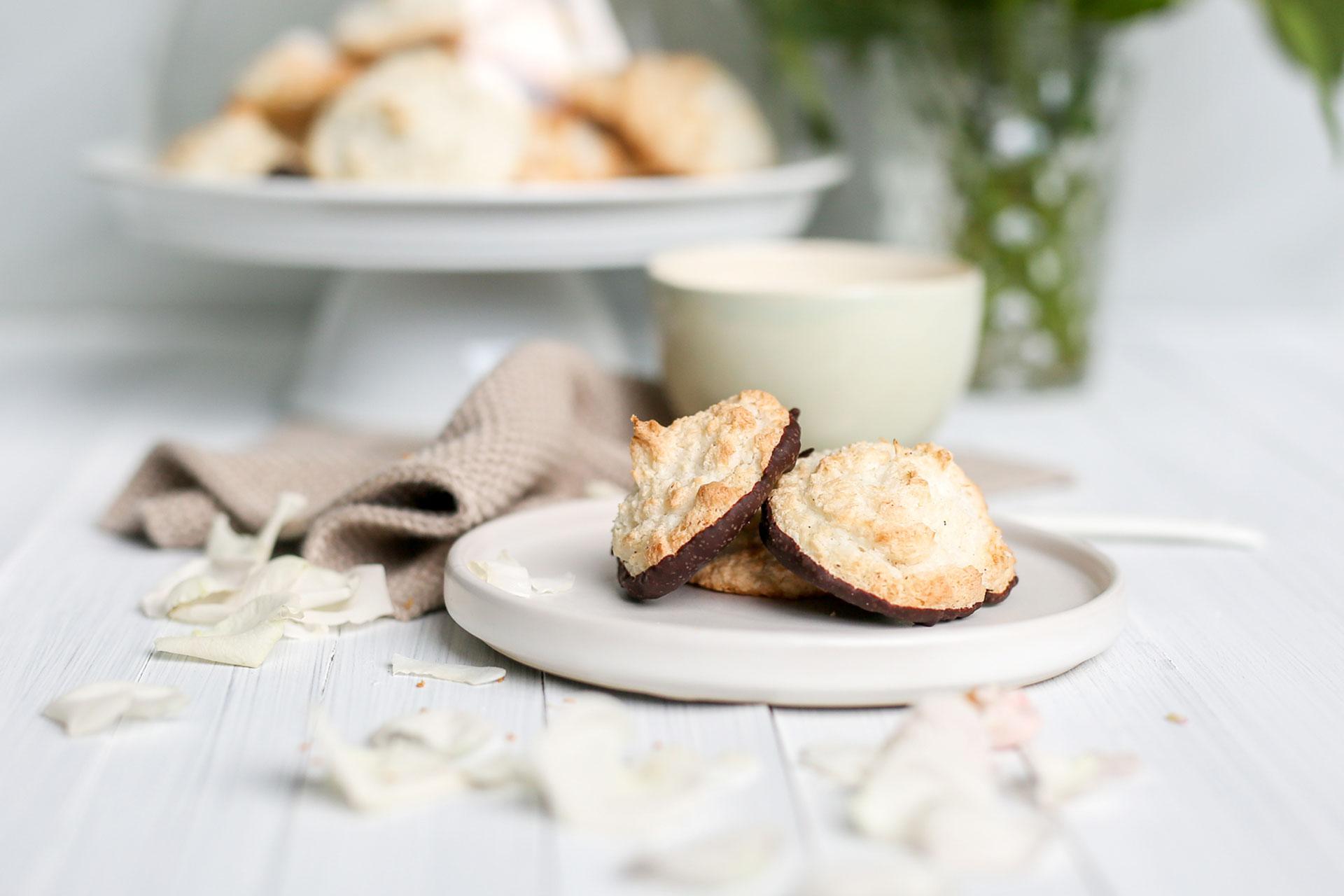 Hallöchen Makrönchen | Einfaches Kokosmakronen Rezept