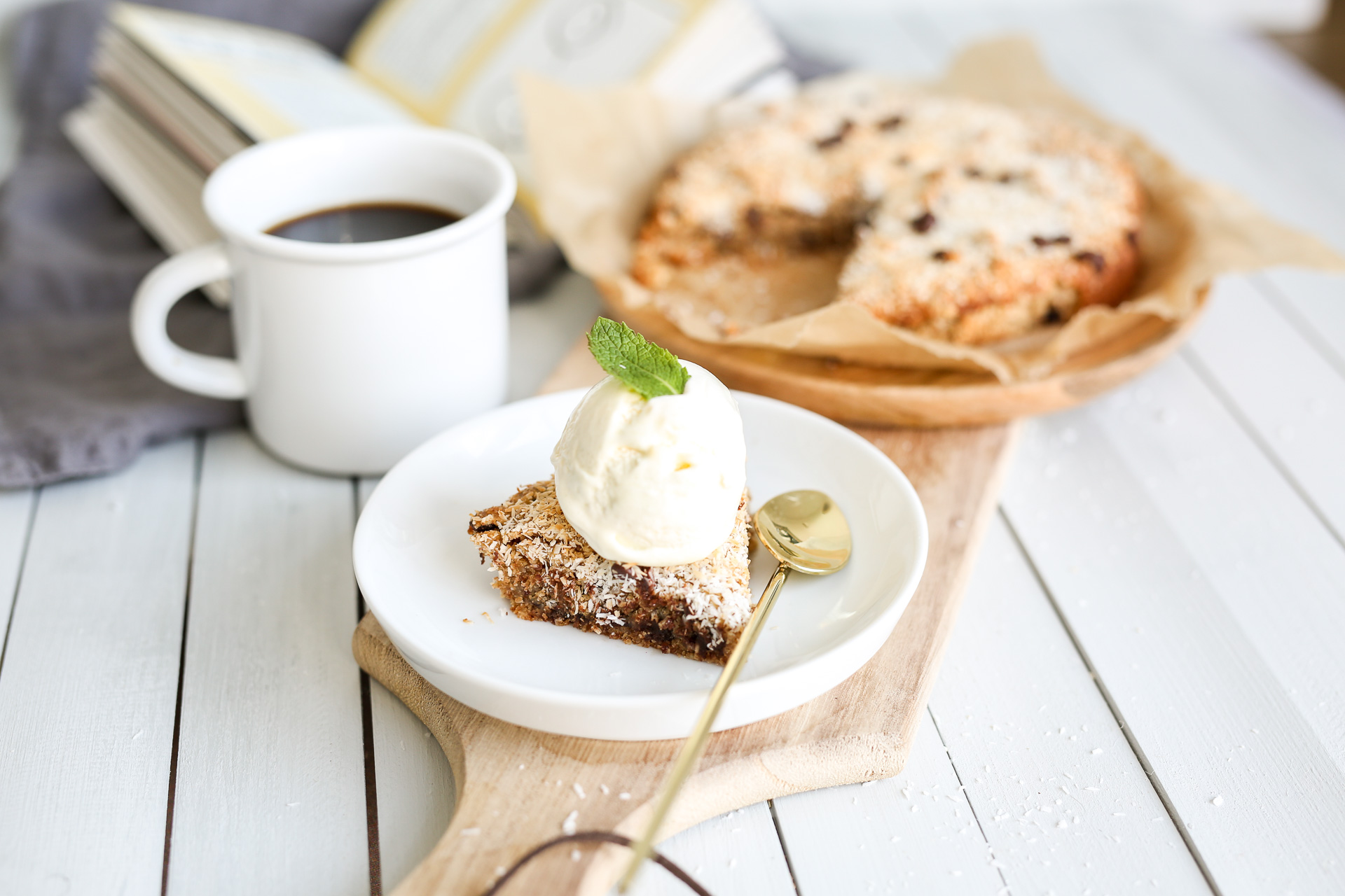 Healthy Glutenfree Cakes | Kokos Blondies