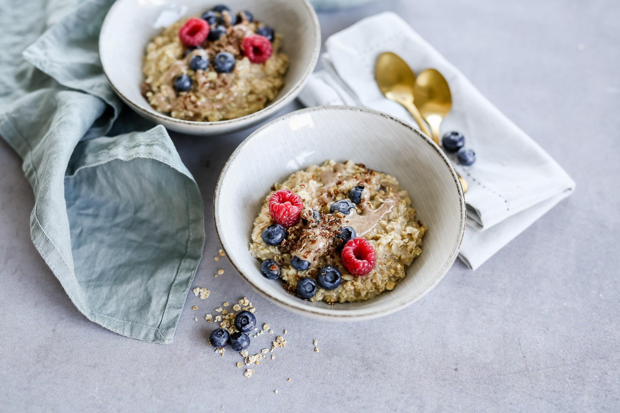 Mein Lieblings Porridge Rezept | Glutenfrei