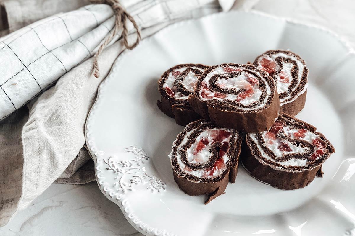 Protein-biskuit-rolle Bodyreset Rezept